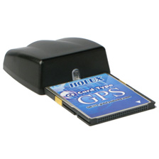 gps compact flash: